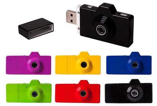 Fuuvi Pick – фотокамера размером с флешку