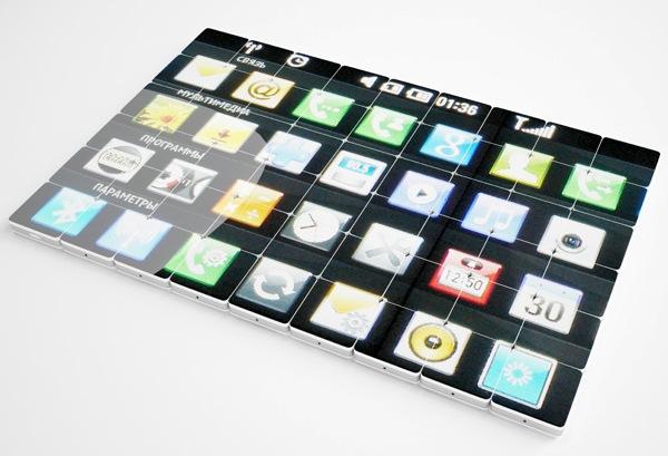 Модульное устройство Mobikoma: и телефон, и планшет