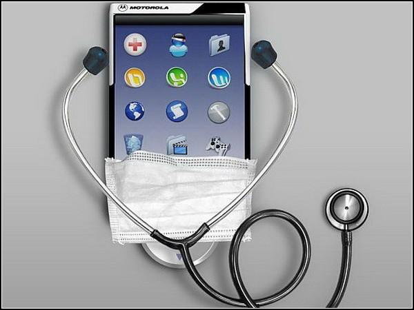 Motoworkr - мобильный телефон для врачей