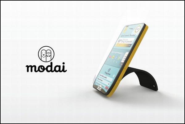 Modai: телефон, друг, товарищ и брат