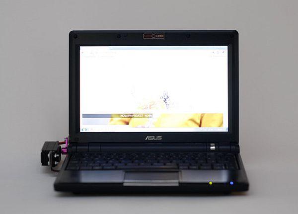 Motorised Laptop – новое слово с персональной настройке компьютера