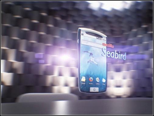 Mozilla Seabird – первый Open Web телефон