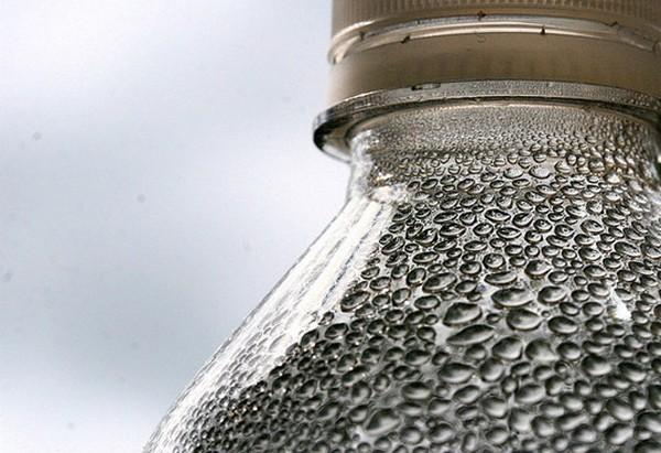 Бутылка-самобранка, которая сама себя наполнит водой