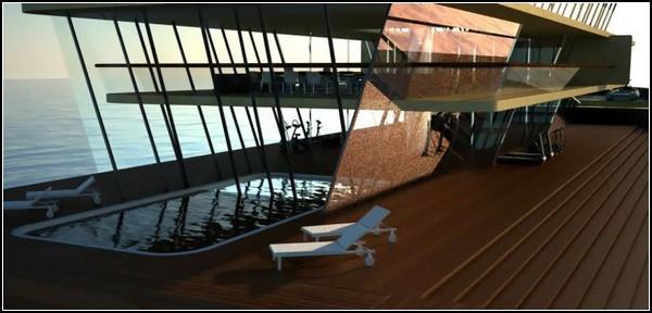 Nemus Dianae – дворец, построенный на воде