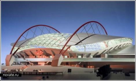 Стадионы Премьер-Лиги