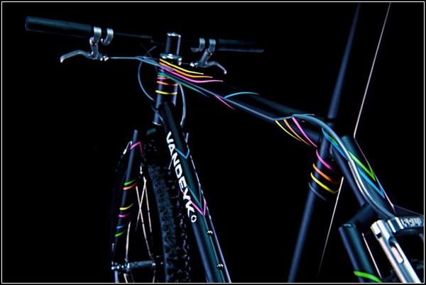 VANDEYK Nightstream – самый красивый в мире велосипед
