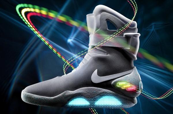 Nike Mag – кроссовки из фильма «Назад в Будущее»
