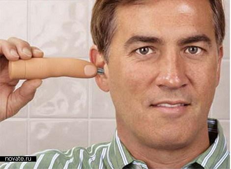 Палец для ковыряния в носу