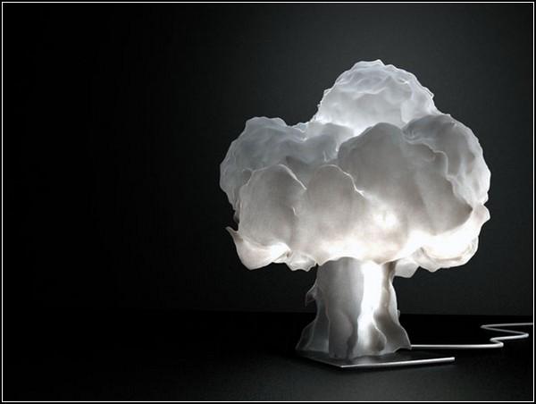 Лампа-взрыв Nuke Lamp