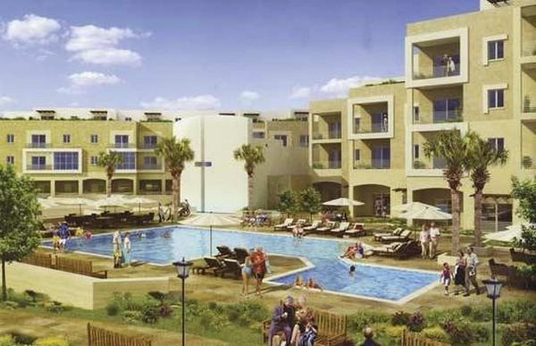 Курорт для пенсионеров от Naxxar