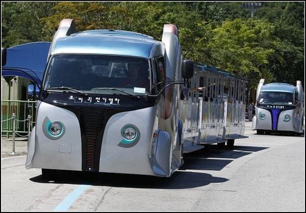 OLEV – трамвай без рогов
