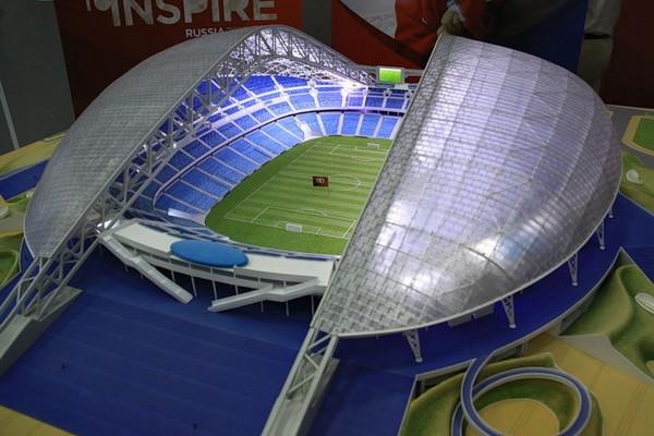 Предолимпийский Сочи. Обзор объектов. Olympic-sochi-2