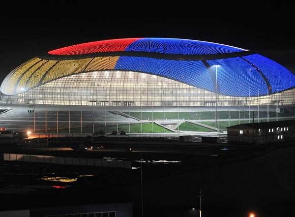 Предолимпийский Сочи. Обзор объектов. Olympic-sochi-3