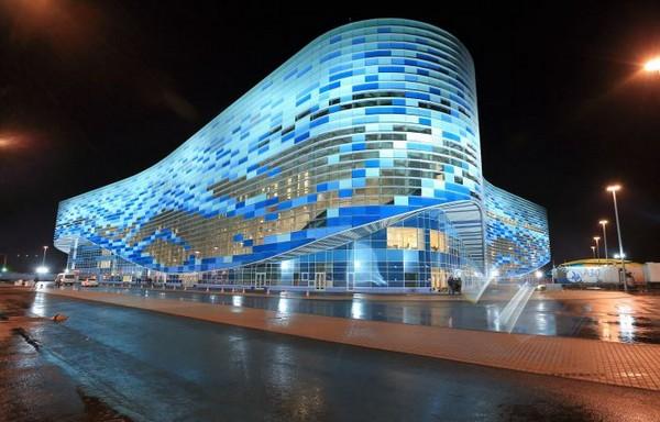 Предолимпийский Сочи. Обзор объектов. Olympic-sochi-5