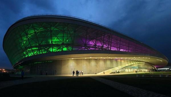 Предолимпийский Сочи. Обзор объектов. Olympic-sochi-6