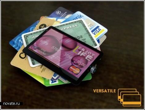 Одна карточка для всех банков