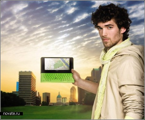 Ноутбук-малыш от Sony VAIO