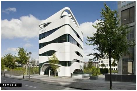 Гармоничный дом в Берлине