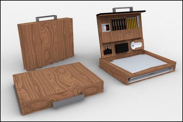 Деревянные чемоданы своими руками