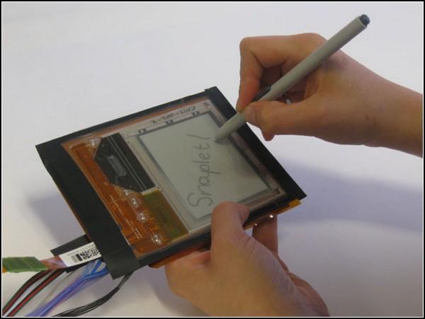 Paperphone – гибкий смартфон недалекого будущего