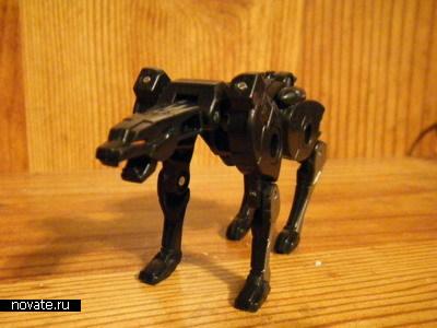 Флешка-трансформер в виде пантеры