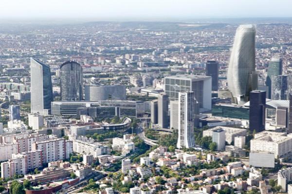 Tour Phare – самый высокий небоскреб Парижа