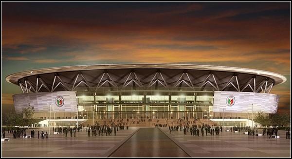 Philippines Arena – самый большой крытый стадион в мире