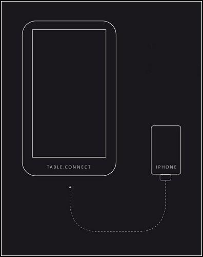 Царь-iPhone размерами с обеденный стол