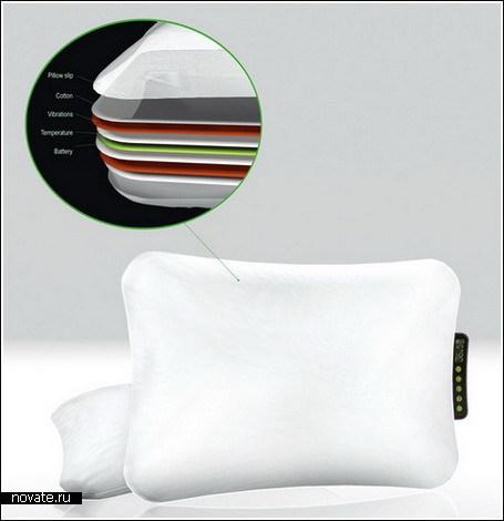 Чудо-подушка для крепкого сна