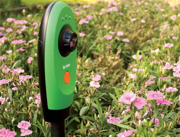 Садовая веб-камера