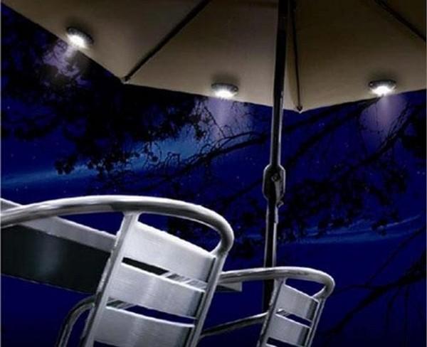 Солнечный зонтик для огородных гаджетоманов