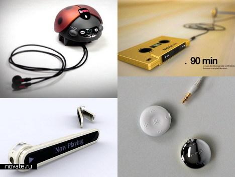 Необычный MP3-плеер