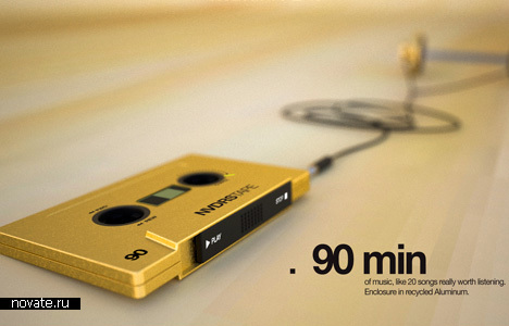 Не iPod'ом единым. Обзор необычных MP3-плееров