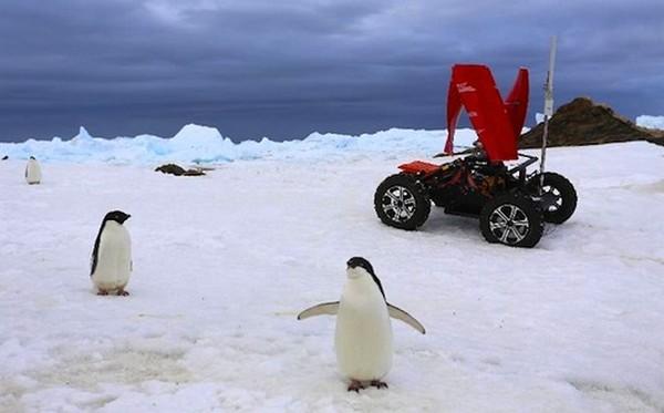 Polar Rover – автономный китайский вездеход для Антарктиды