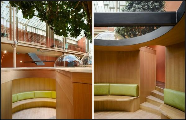Офисные купола для каждого сотрудника