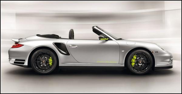 Самая дорогая модель Porsche
