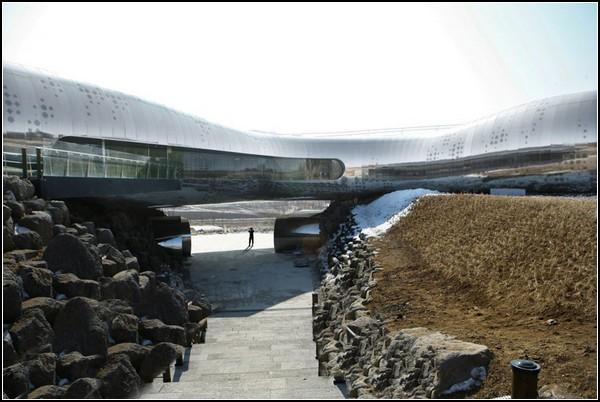 Доисторический музей для Южной Кореи