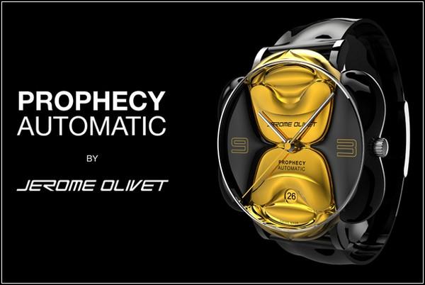 Prophecy – элитные наручные часы с древними мотивами