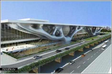 Sidra Tree – Дворец Съездов в Катаре