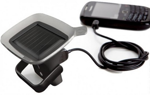 Солнечное зарядное устройство Quirky Ray