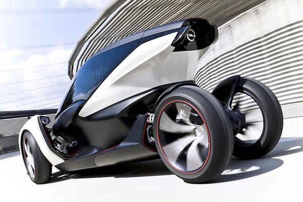 Rak e – экспериментальный электромобиль от Opel