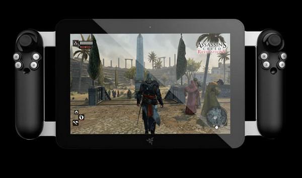 Razer Fiona – первый в мире игровой планшет