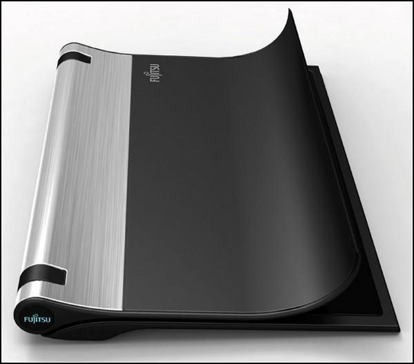 Real Notebook – ноутбук, который можно листать