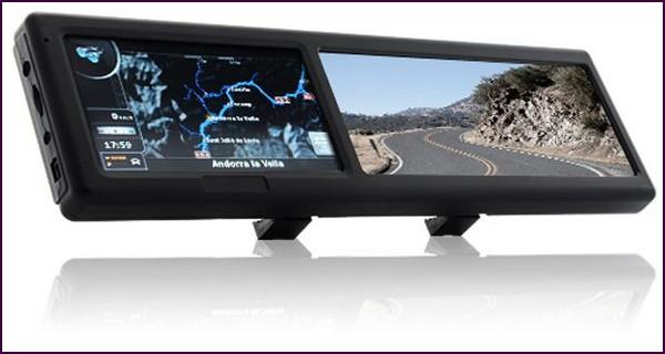 Инновационное зеркало заднего вида Rearview Mirror от Chinavasion
