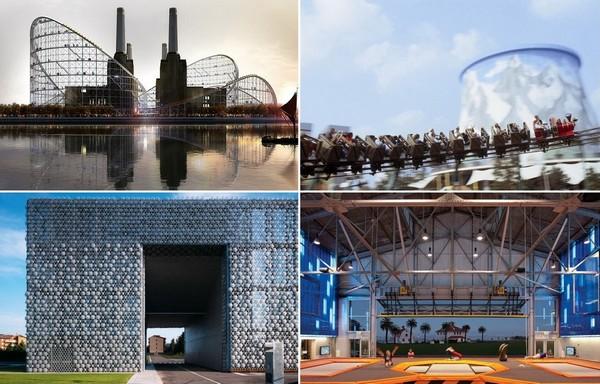 Лучшие примеры реновации промышленных объектов