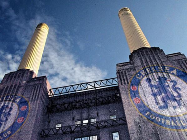 Battersea: из электростанции в стадион