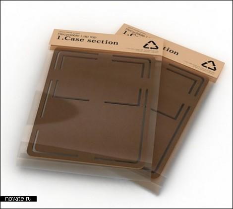Ноутбук из продуктов вторичной переработки