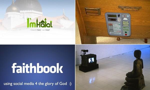 Проникновение Церкви в онлайн