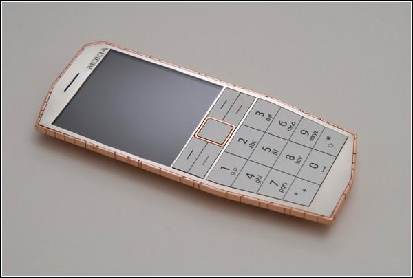 Nokia E-Cu – концепт телефона, заряжающегося от тепла человеческого тела
