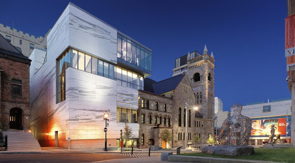 Музей искусства Montreal Museum of Fine Arts